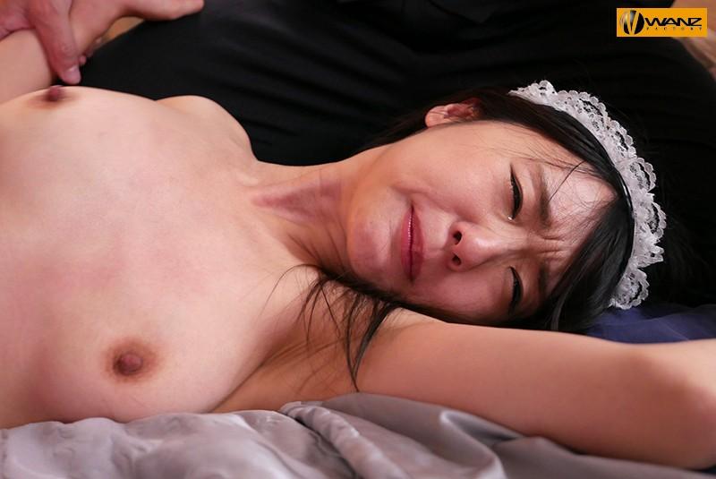 メイドに堕ちた令嬢 泣きじゃくり中出しレ×プ つぼみ-7