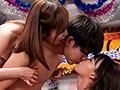 蓮実クレアと篠田ゆうのW凄テクを我慢できれば生★中出しSEX! 画像3