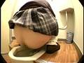 女子校生 おトイレ真っ最中 隠し撮り。sample16