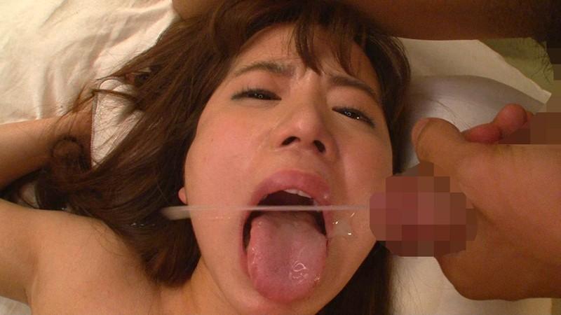 初美りんの舌射