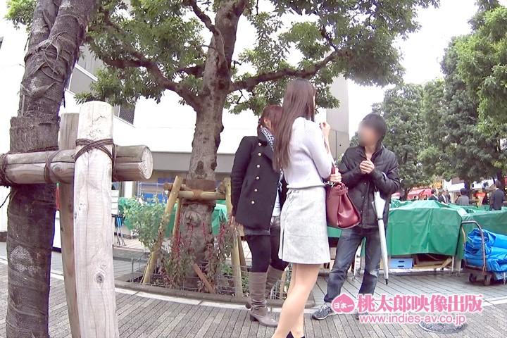 ゲッチュ 巨チンオネエの素人娘ナンパ!!のサンプル画像012