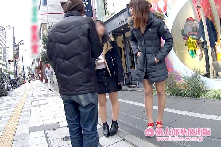 ゲッチュ 巨チンオネエの素人娘ナンパ!!のサンプル画像009