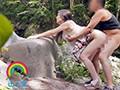 [YMSR-010] 寝取られ希望で応募してきたシロート人妻7名の不倫NTR旅の青姦ビデオ300min