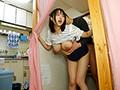 [YRMN-058] 健全ヌキ無しエステ店のお姉さんが客のガン反りチ○ポに発情して待機部屋で店長とこっそりハメていた!!