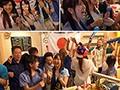[YRMN-060] 最終予選突破の夜のスポーツBARはスーパーハイテンションでヤリたい放題!!