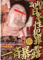 「2010年 日本性犯罪 一斉暴露」のパッケージ画像