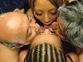 GALとBガールと老人の濃厚な接吻とSEX 桐生さくら 神咲ノア 6