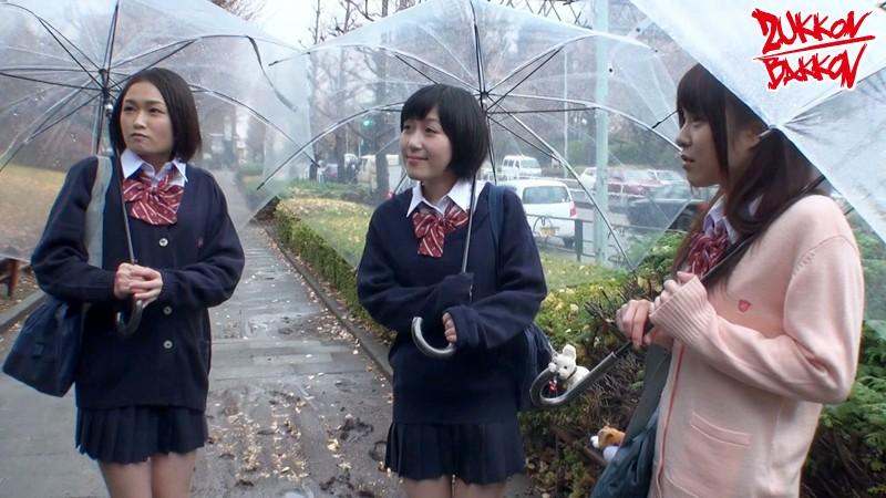 制服女子校生と中出し乱交~春~ の画像1