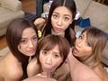 (サリー、松本メイ、AIKA、長谷川モニカ出演)裸族がホームステイでやってきた。から子作り