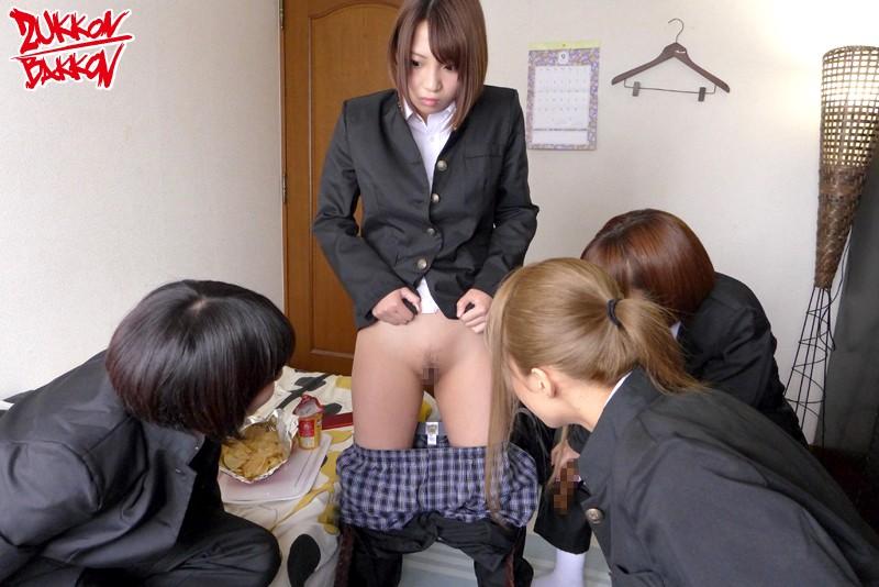 親友グループが突然女体化したから子作りのサンプル画像001