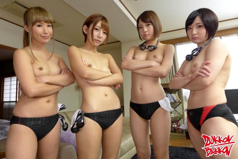 親友グループが突然女体化したから子作りのサンプル画像020