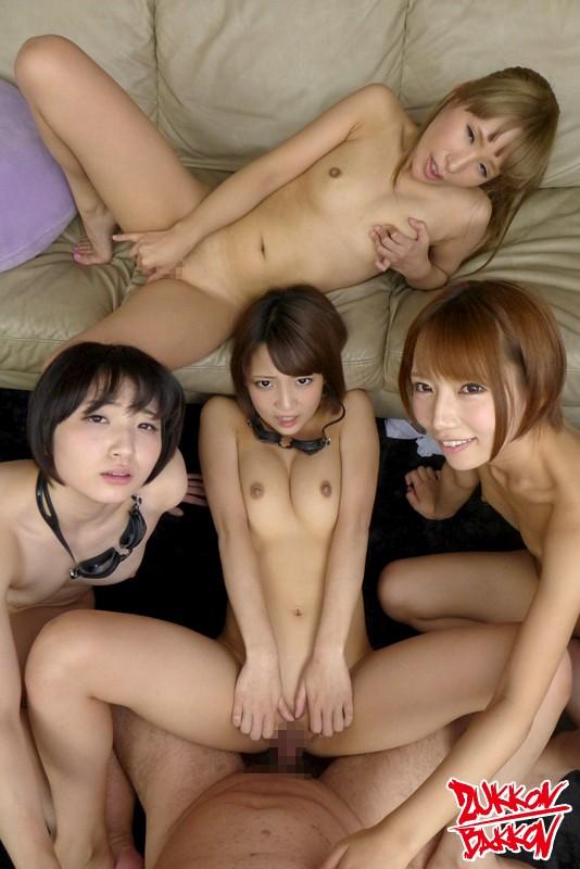 親友グループが突然女体化したから子作りのサンプル画像008
