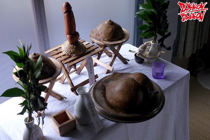巨乳村の御肉体祭がエロすぎたから子作りのサンプル画像2