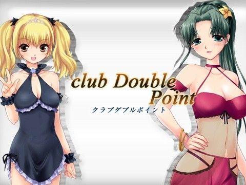 【オリジナル同人】club double point~キャバクラ嬢とWフェラ&アフター