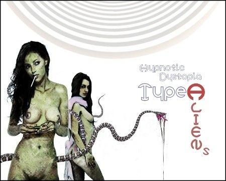 【オリジナル同人】Hypnotic Dystopia TypeA ~ヤンデレA.I.と爬虫類エ...