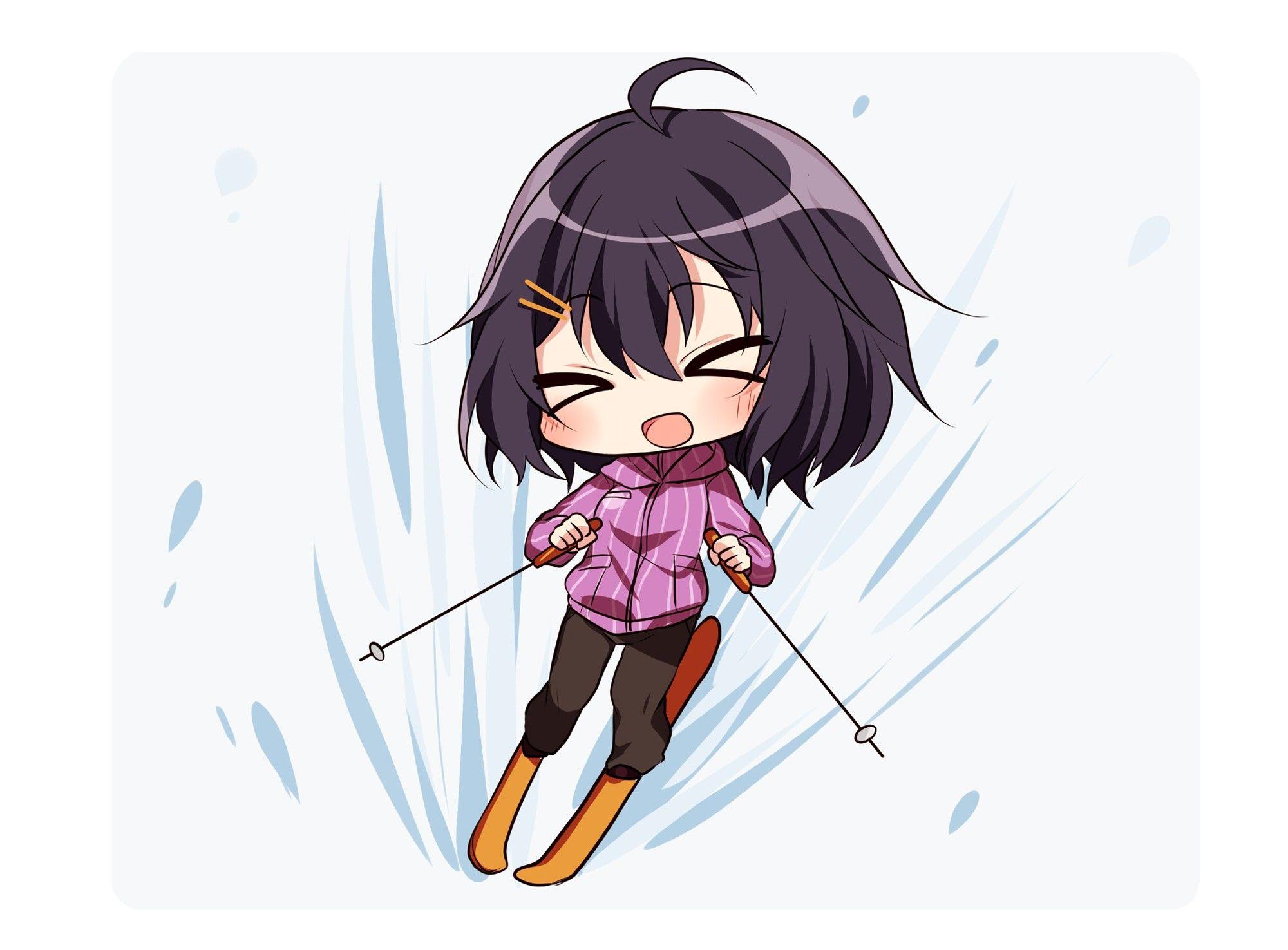 いちゃらぶシリーズ2〜雪山で遭難した場合〜のサンプル画像3