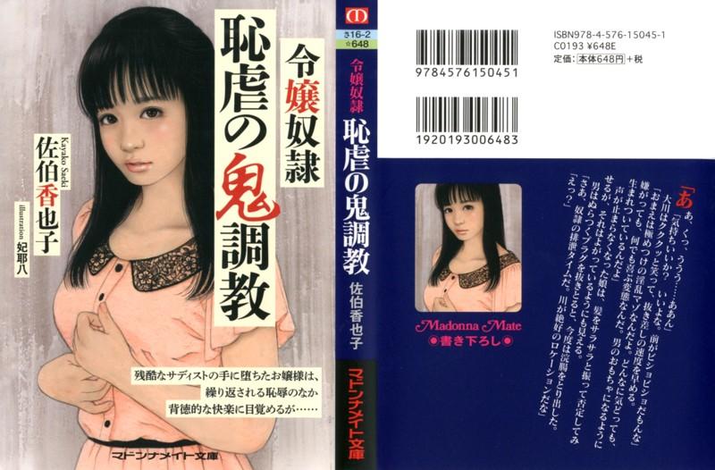 令嬢奴隷 恥虐の鬼調教 (小説)