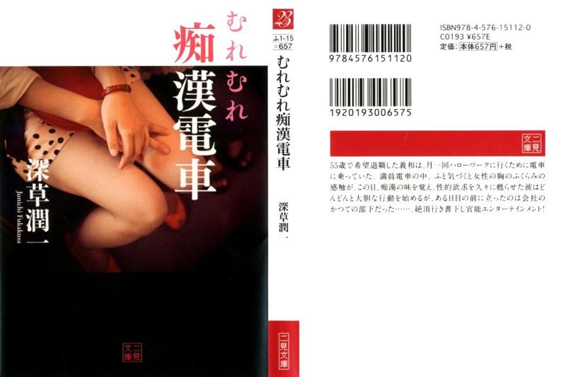 むれむれ痴漢電車 (小説)