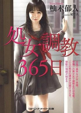 少女調教365日 (仮)(小説)