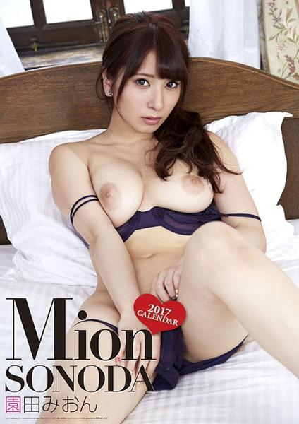園田みおん 2017年カレンダー