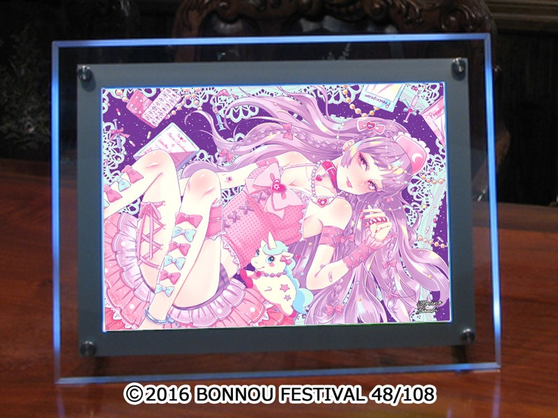 BON-FES48 ピカットパネル(森乃ばんび)