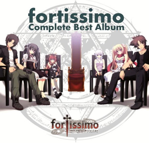 fortissimo complete best album-La'cryma 10th Anniversary-