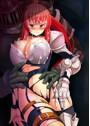 【数量限定】白濁の姫騎士〜果て無き淫獄の回旋曲〜 DMMオリジナル描き下ろしA4タペストリー付