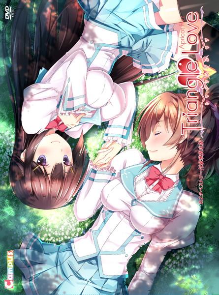 Triangle Love-アプリコットフィズ- B2タペストリー付豪華限定版