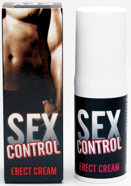 セックスコントロール エレクトクリーム