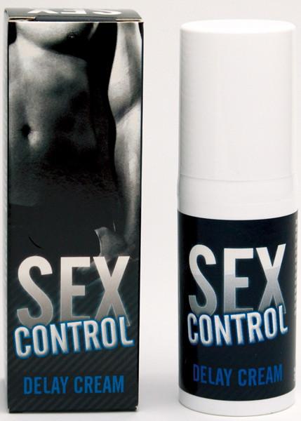 セックスコントロール ディレイクリーム