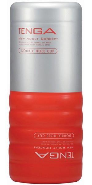 TENGAカップシリーズ「TENGA ダブルホール・カップ <DOUBLE HOLE CUP>...