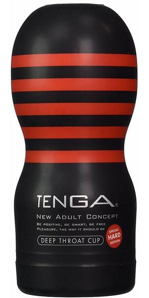 TENGA ディープスロート・カップ スペシャル ハード エディション <DEEP THROAT CUP(HARD)> 【Vacuum Controller非対応】
