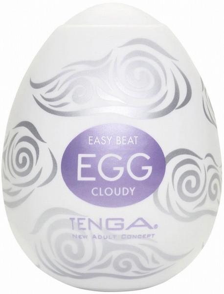 TENGA EGG「TENGA エッグ シルキー <EGG SILKY>」(TENGA)