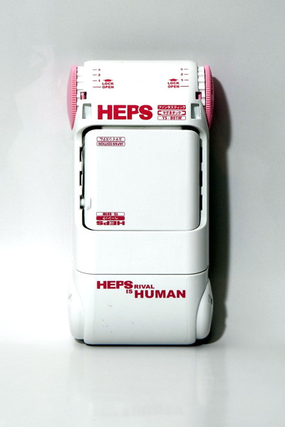 HEPS FANTASTIC WHITE(ヘップス ファンタスティック ホワイト)