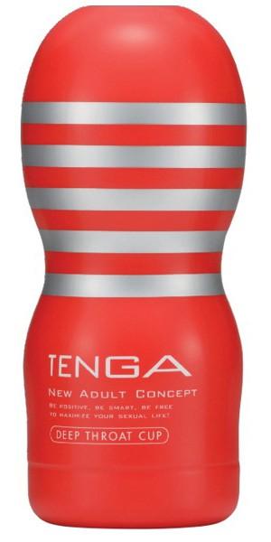 TENGA ディープスロート・カップ  【Vacuum Controller対応】