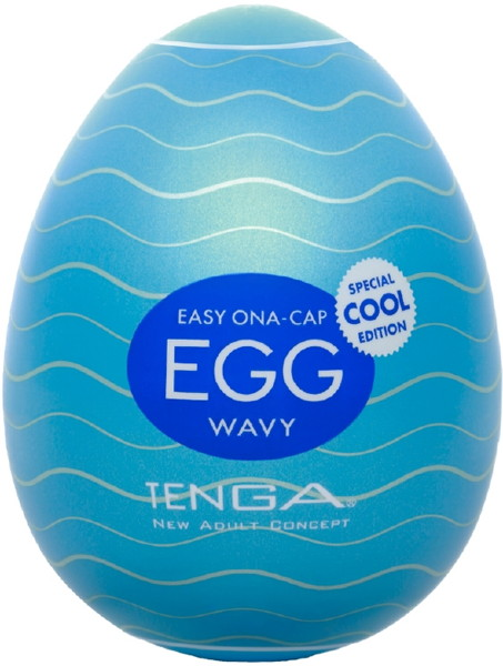 1000円以下「TENGA EGG WAVY SPECIAL COOL EDITION(エッグ...