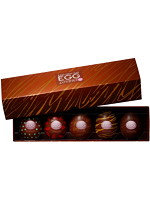 EGG LOVERS CHOCOLAT DESIGN PREMIUM BOX