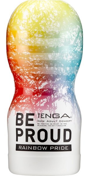TENGA RAINBOW PRIDE CUP