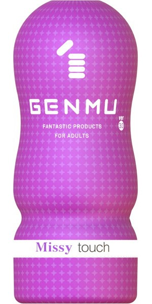 GENMU 3 Missy touch Purple