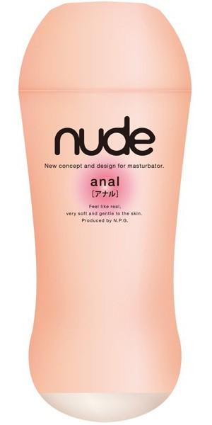 nude アナル