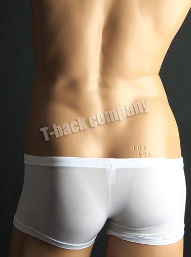 Turkeyメンズ定番ボクサーショーツ(556803)ホワイト
