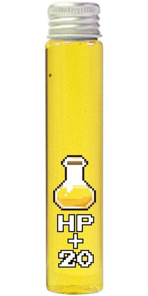 魔法の液体HP+20