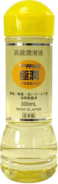 ローション「DEEPファイン 極潤(300ml)」(日暮里ギフト(NPG))