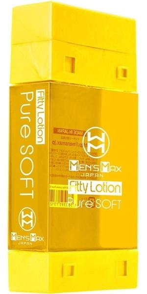 MEN'S MAX Fitty Lotion Pure SOFT(メンズマックスフィッティローションピュアソフト)