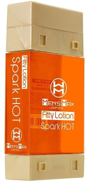 MEN'S MAX Fitty Lotion Spark HOT(メンズマックスフィッティローションスパークホット)