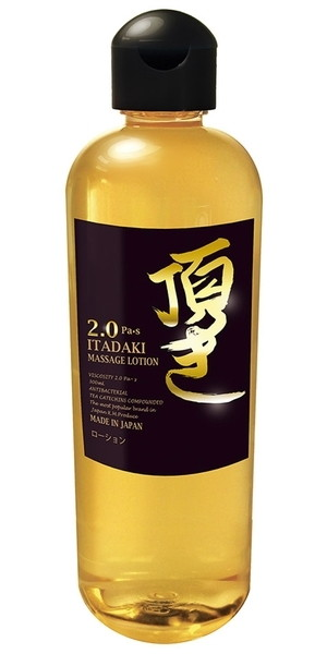 頂き - ITADAKI MASSAGE LOTION - 2.0 Pa・s 300ml