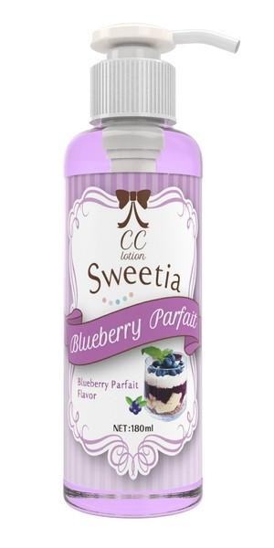 CC lotion Sweetia ブルーベリーパフェ 180ml
