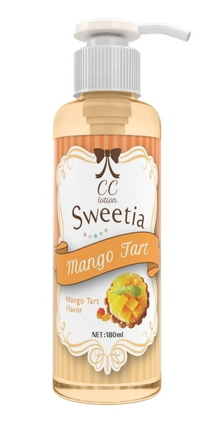 CC lotion Sweetia マンゴータルト 180ml
