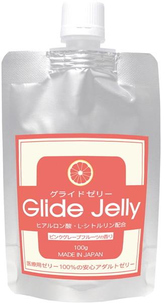 グライドゼリー(ピンクグレープフルーツの香り)