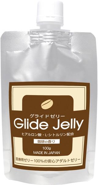 グライドゼリー(珈琲の香り)